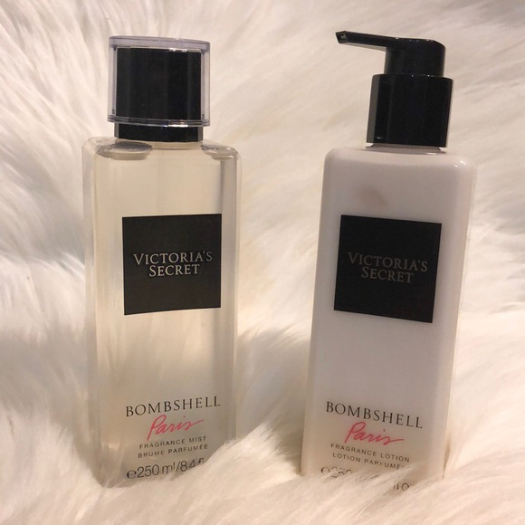 07066d4184b 🚨NWT VS Bombshell Paris Mist and Lotion